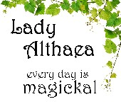 every day is magickal