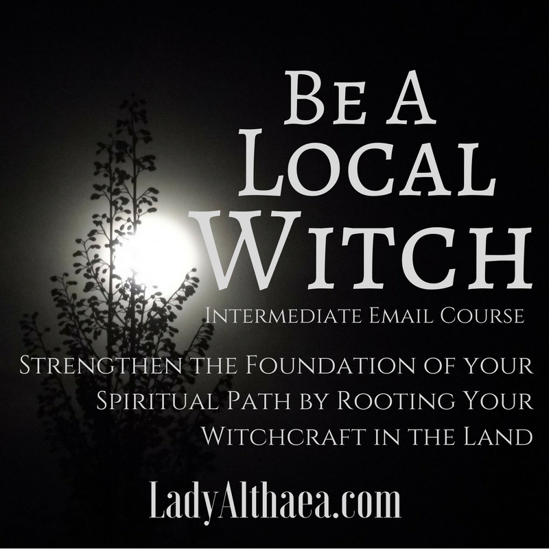 Land-Based Witchcraft