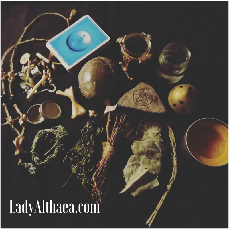 Professional Witchcraft Ancestors